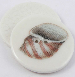 29mm Ceramic Cone Shell 2 Hole Button