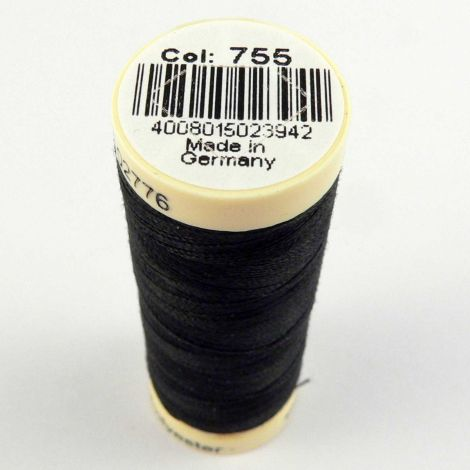 Grey Thread Gutermann 755