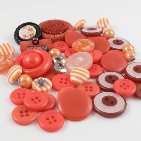 The Orange Collection Assorted 50g Button Pack