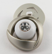 17mm Contemporary Diamante Shank Button