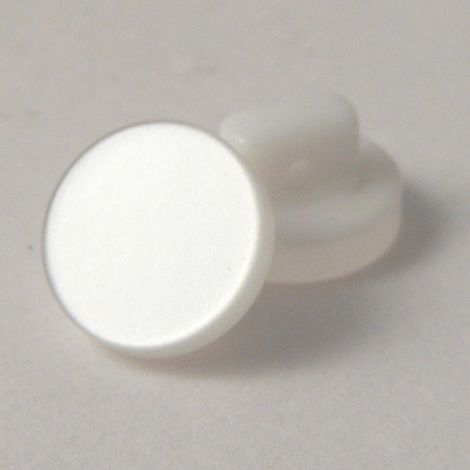 10mm Flat Shank Shirt Button