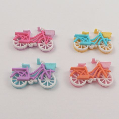Dress It Up 'Bike Ride'' Button Pack