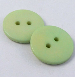 15mm Mint Green 2 Hole Suit/Shirt Button