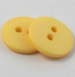 15mm Sunshine Yellow 2 hole Suit/Shirt Button