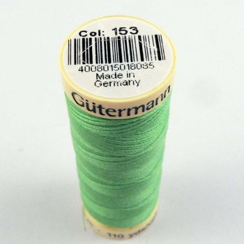 Green Thread Gutermann 153