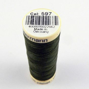 Green Thread Gutermann 597