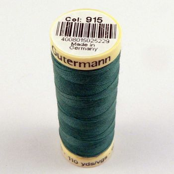 Green Thread Gutermann 915