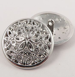 20mm Silver Metal Suit Shank Button